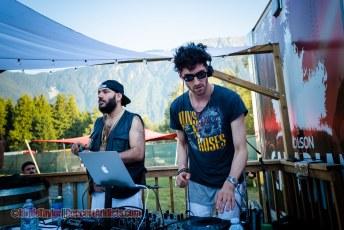 Chromeo @ Pemberton Music Festival - July 18th 2015
