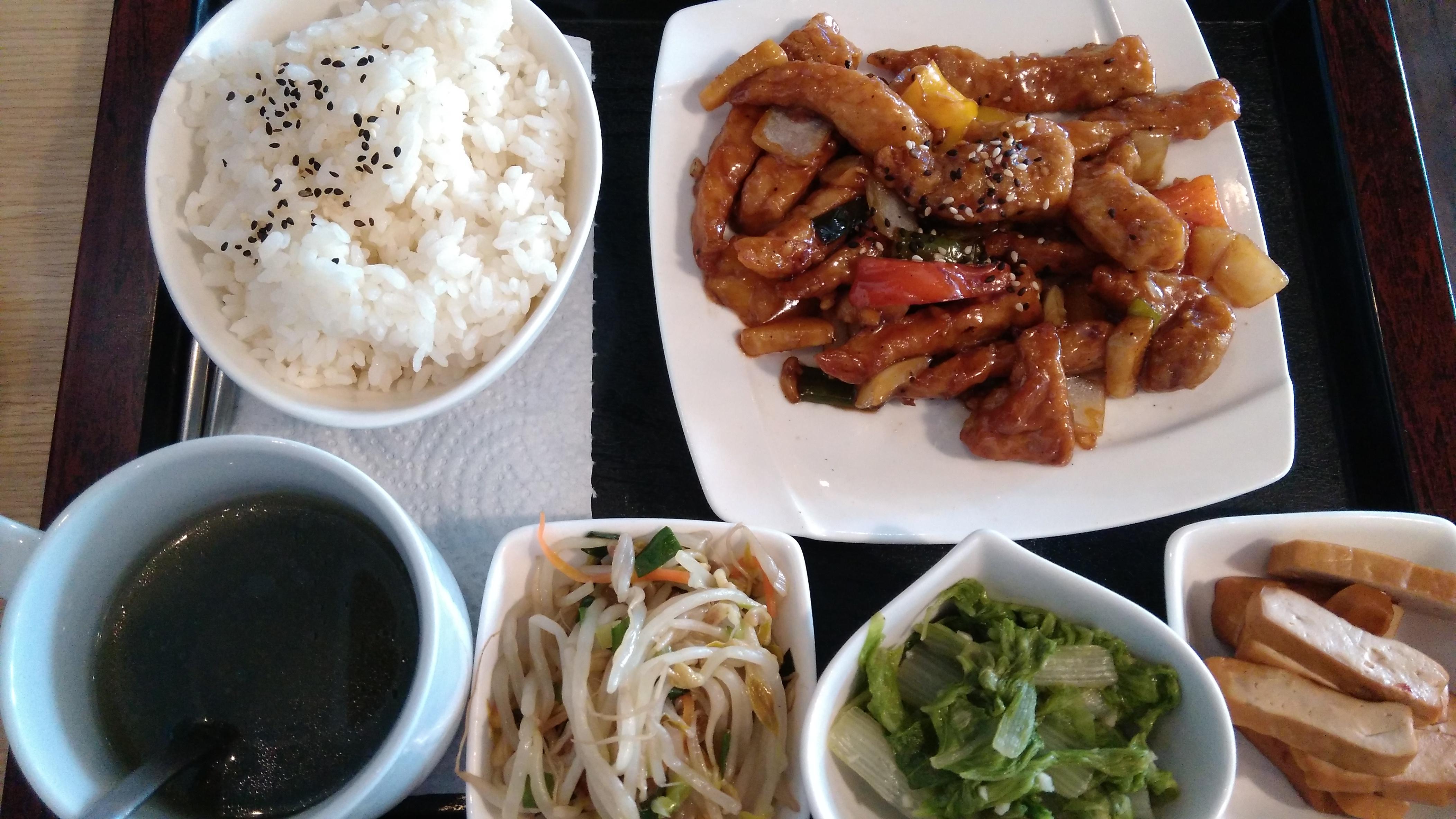 繁星如常 YK Life: 宜蘭/In House 簡餐 價格 菜單