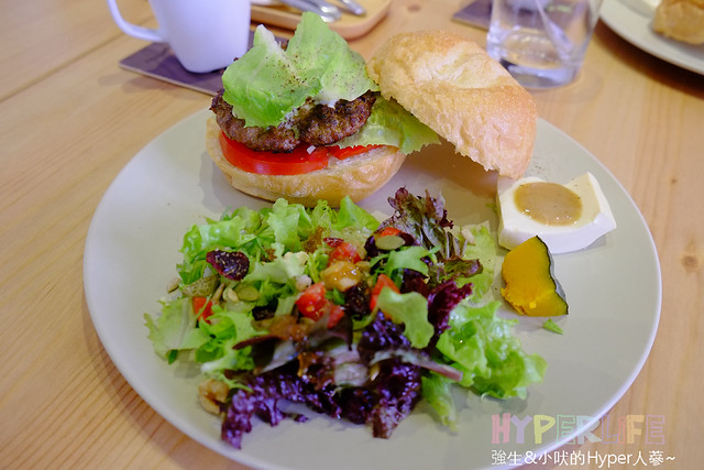 20016648292 61238350de z - 小巧簡約低調小店「餐廳日」,早午餐走健康系路線~份量稍稍迷你喔! (已歇業)