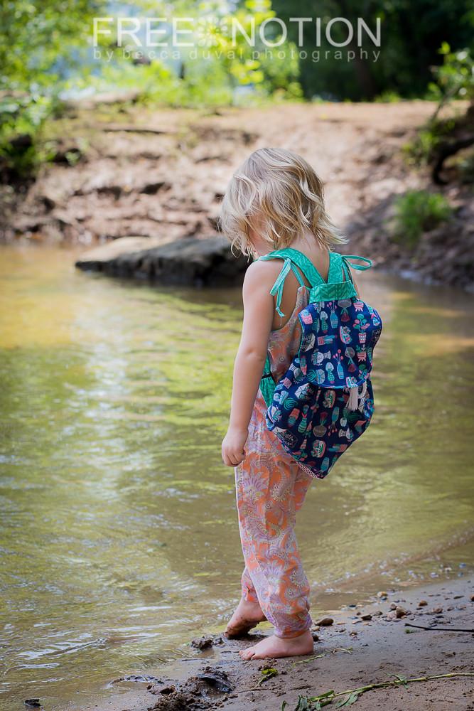 Little Collector Backpack Beach