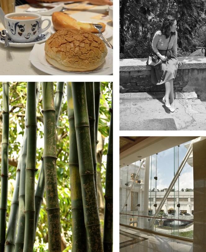 Tsui Wah Broadway Macau, Bo Lo Bao, Crispy Buns with Condensed Milk, Milk Tea, Galaxy Macau, A-Ma temple
