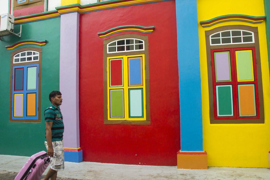 House of Tan Teng Niah ogLittle India, SIngapore