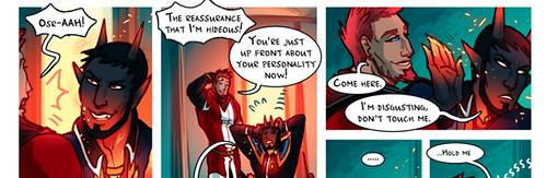 gay webcomics Erotic