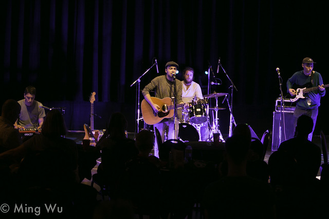 Brandon Allan @ Ottawa Bluesfest 2015