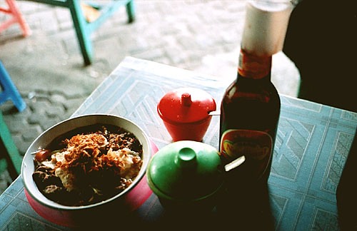 sarapan by yuna lee