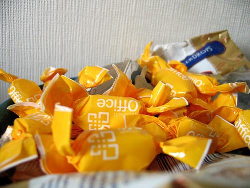 Bonbons Microsoft Office