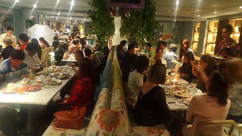 Cafe Naya at the Palace