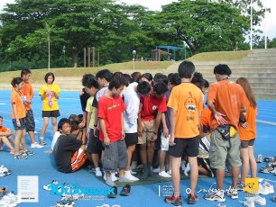 16062003 - FOC.Official.Camp.2003.Dae.1 - Persianz.Playin.Mass.IceBreaker - Pic 14