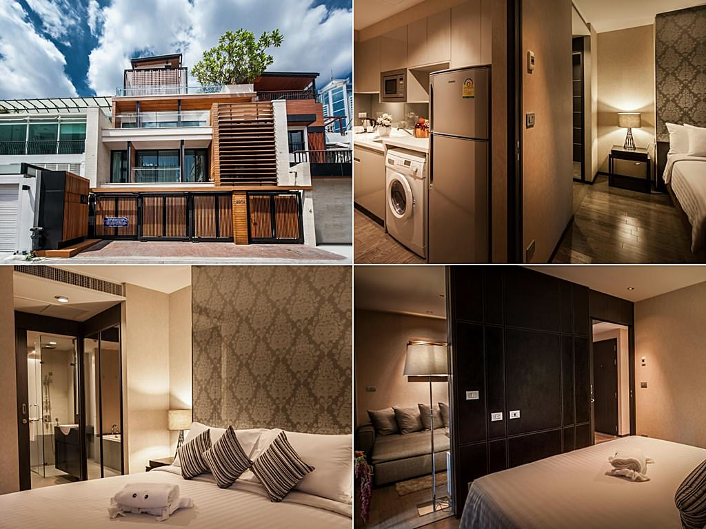 Arcadia Residence Ploenchit by Compass Hospitality