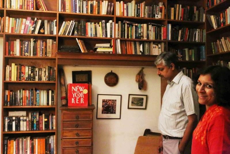 City Library – Karthika VK's Books, East of Kailash