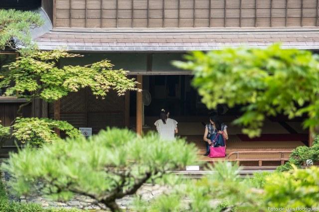 Casa de verano de la familia Saito