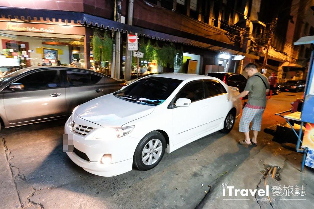 曼谷自由行工具 UBER叫车APP (37)