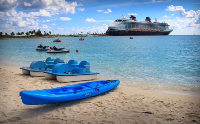 Castaway Cay Watersports
