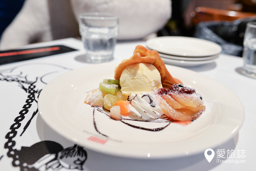 Moomin House Cafe 嚕嚕米咖啡廳 27