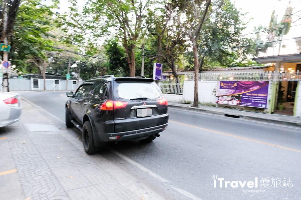 曼谷自由行工具 UBER叫车APP (8)