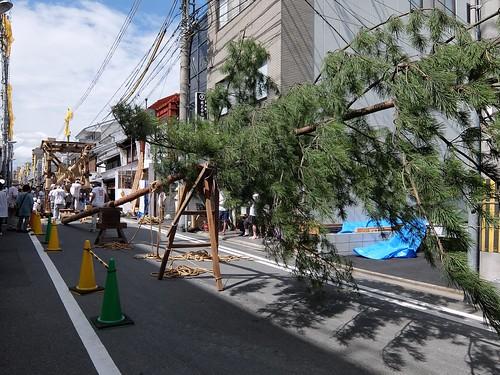 Gion Matsuri (Latter) Float Building