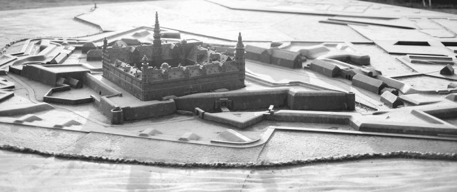 Model of Kronborg