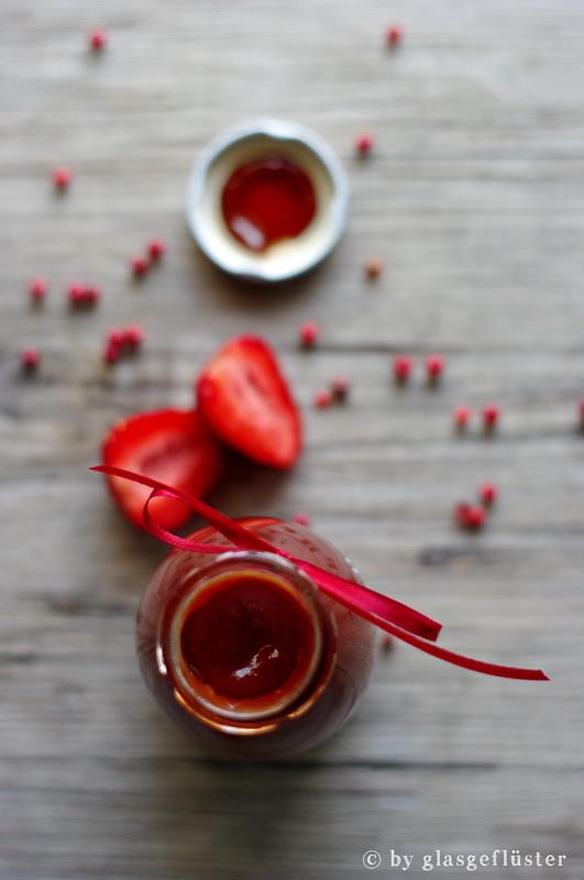 Erdbeerketchup by Glasgeflüster 2 klein