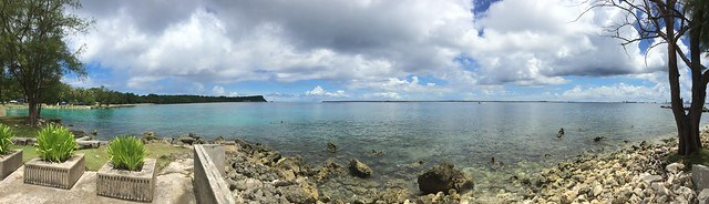 Picture from Naval Base Guam