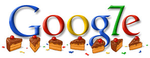 Google's 7th Birthday