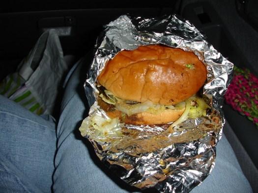 Hamburger, Stamps Superburger, Jackson MS
