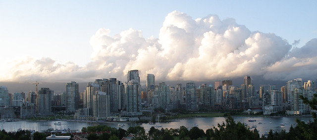 Vancouver Clouds