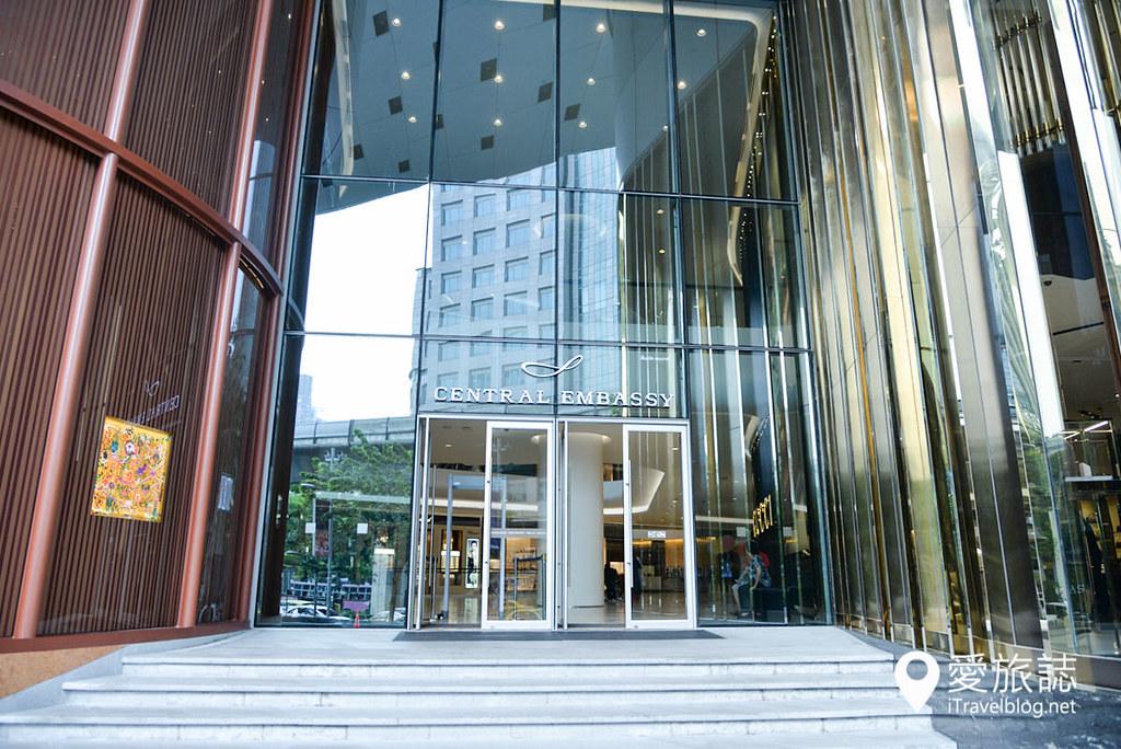 曼谷贵妇百货 Central Embassy 82