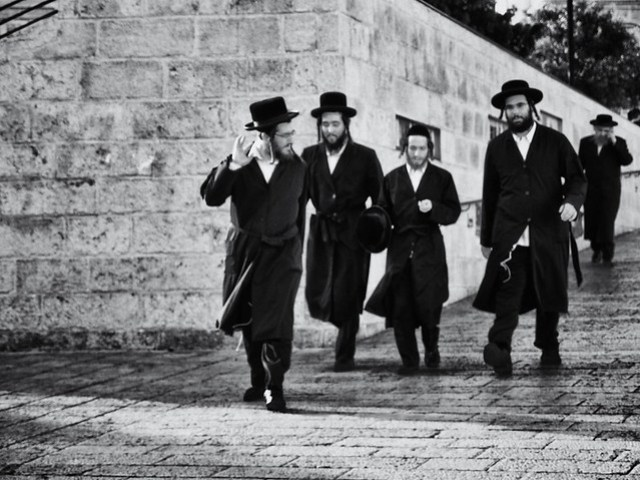 Haredi Parade