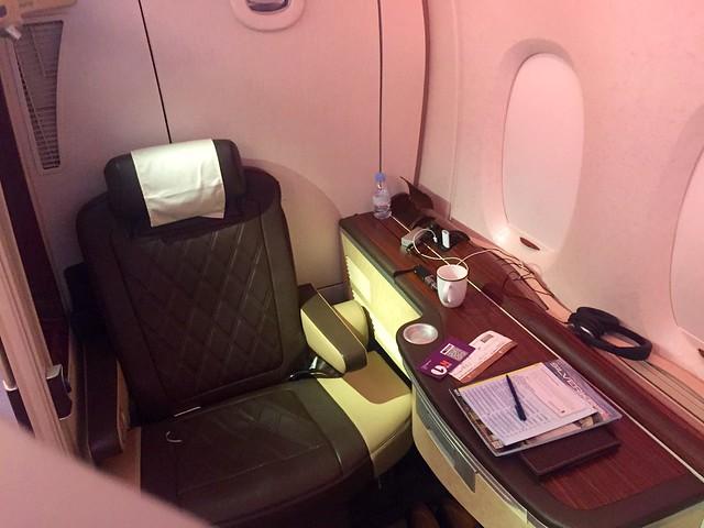 Suite - Singapore Airlines