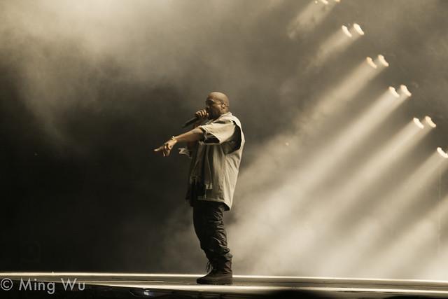 Kanye West @ Ottawa Bluesfest 2015