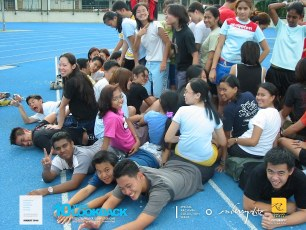 16062003 - FOC.Official.Camp.2003.Dae.1 - Persianz.Playin.Mass.IceBreaker - Pic 16