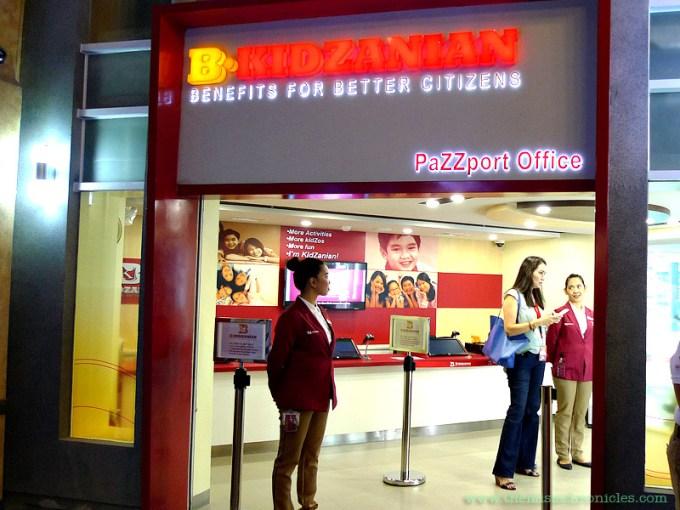 B KidZanian PaZZport Office