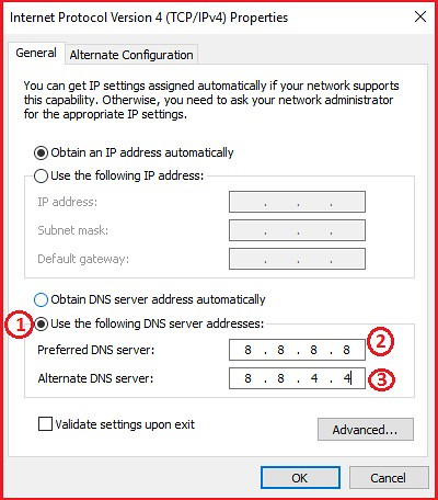 Bypass DNS filtering to access blocked sites through Maxis and Unifi