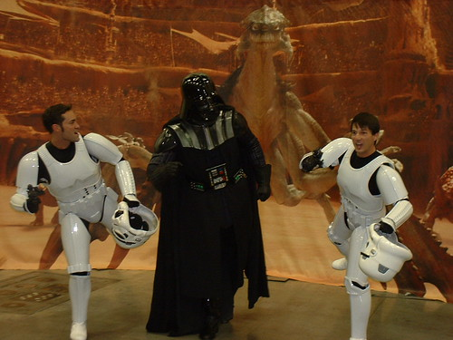 2005.04 cIII vader and stormtroopers