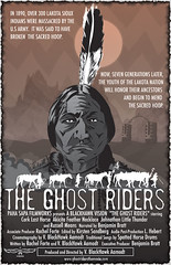 THE GHOST RIDERS One-Sheet