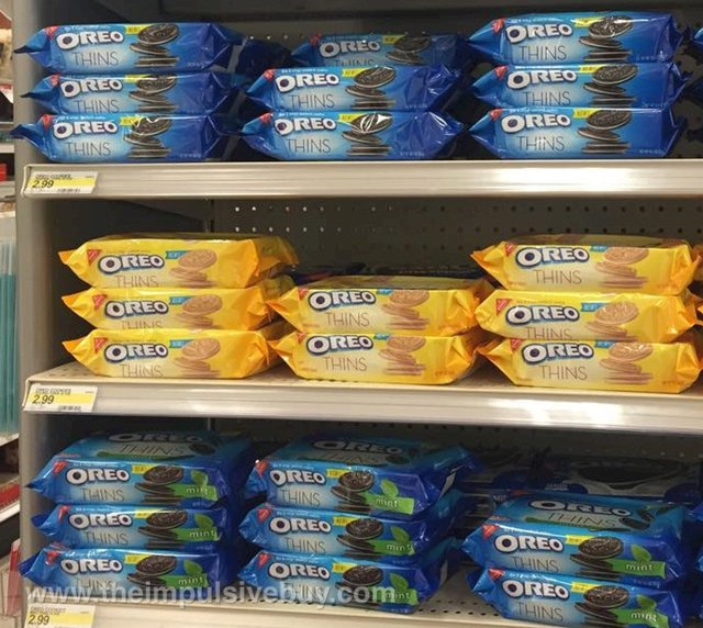 Oreo Thins (Original, Golden, and Mint) (1)