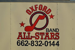 024 Oxford All-Stars Band