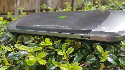 JXD SX7800 ด้านล่าง
