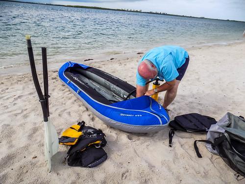 Inflatable Kayak Launch-13