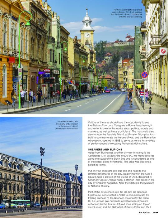 La Isla Magazine for July 2015