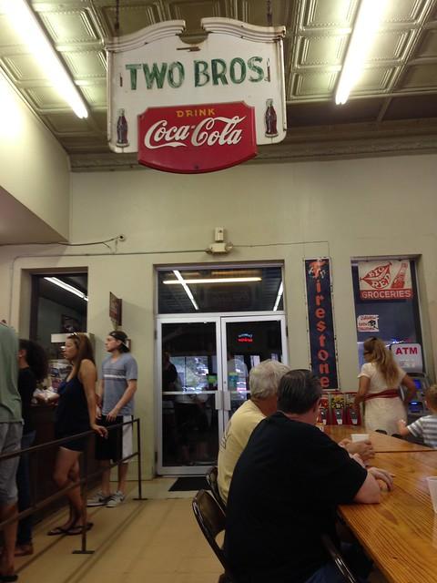 Smitty's Market, Lockhart TX
