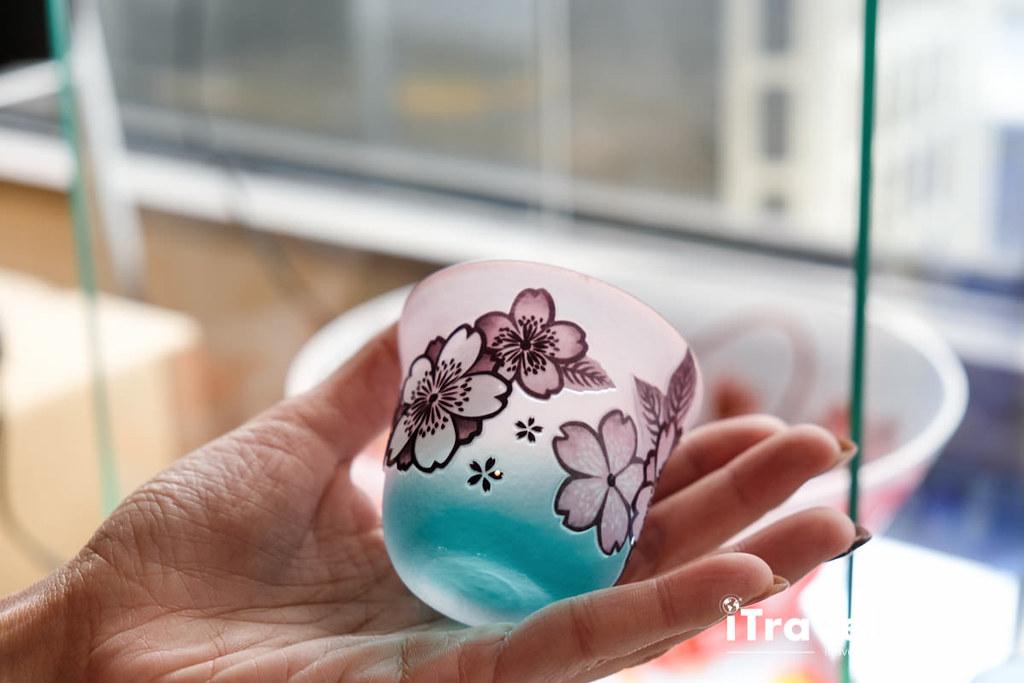 东京手作课程 喷砂玻璃工艺体验 15