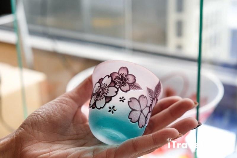 《东京手作工艺》吉祥寺喷砂玻璃工艺:中文解说手作体验