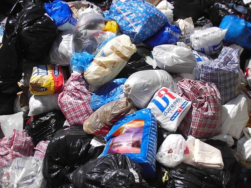 Hurricane Katrina donations (iv)