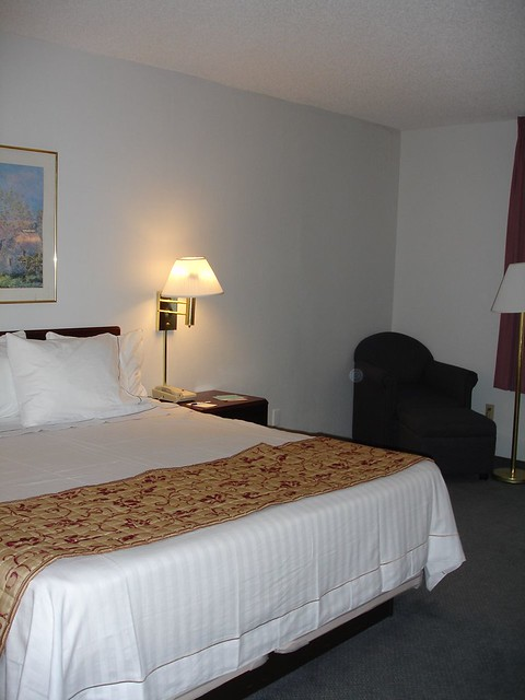 Hotel Room at Fairfield Inn, Greenville MS
