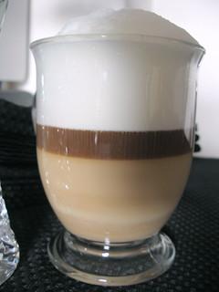 egg-nog cappuccino II