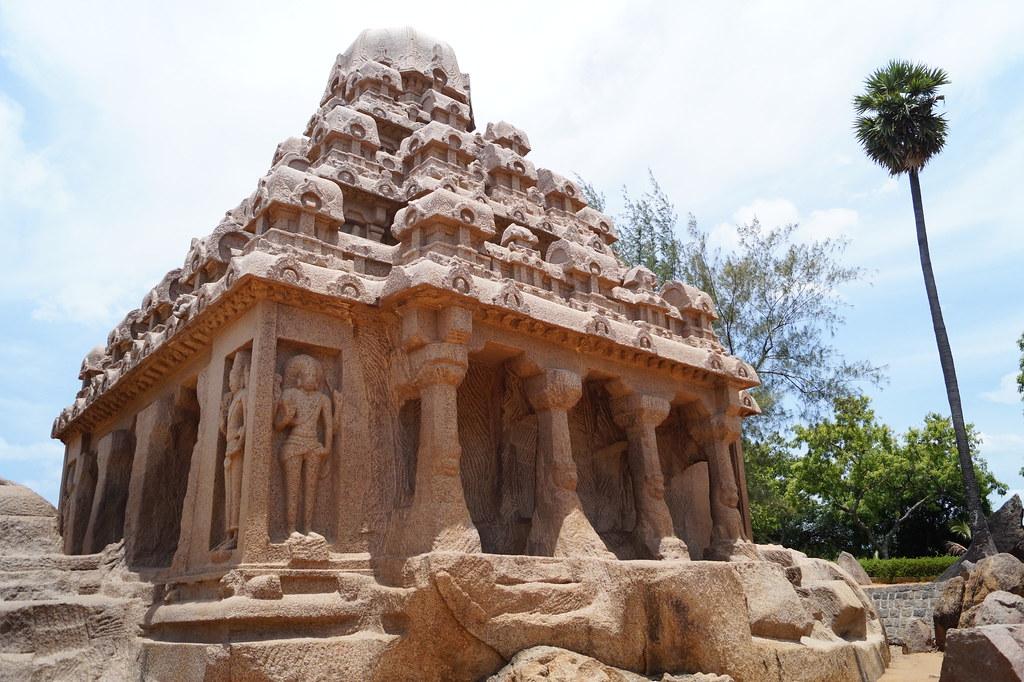Indien India Pondicherry Puducherry Blog (18)