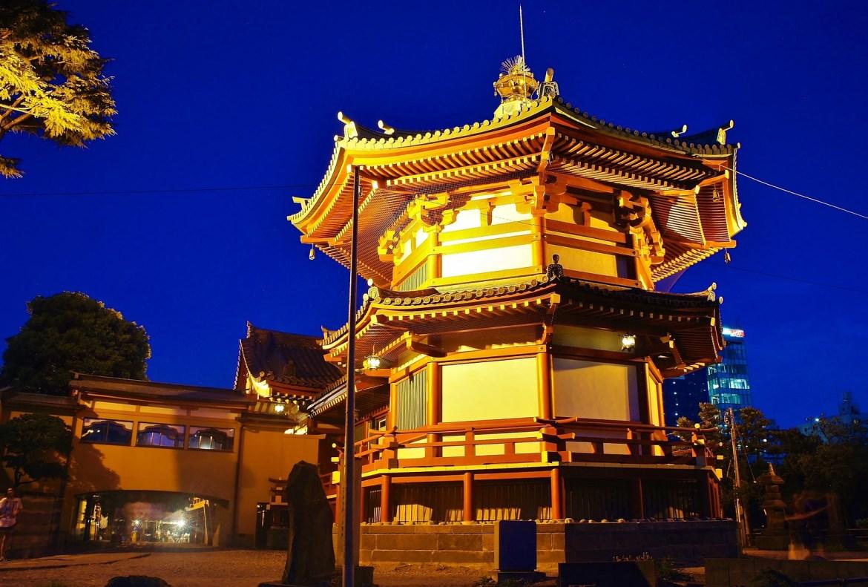 Bentendo Temple Ueno Park