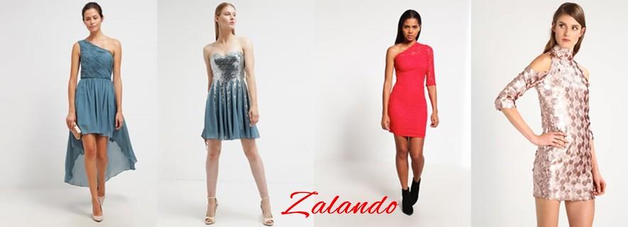 Vestidos para Nochevieja 2017, Zalando