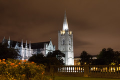 St Patrick's Cathedral in #Dublin